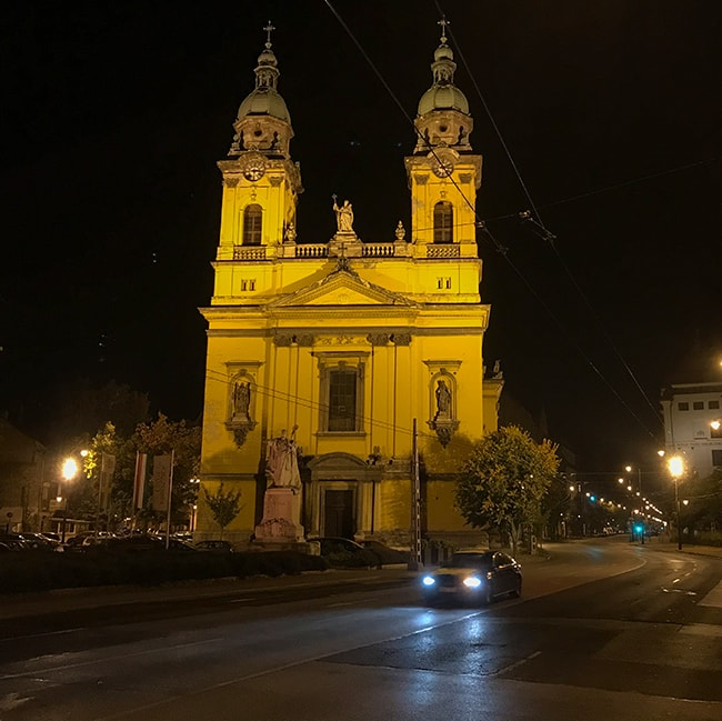 Szent Jozsef templom