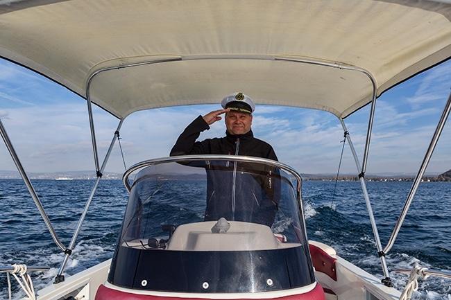 Captain Steiner