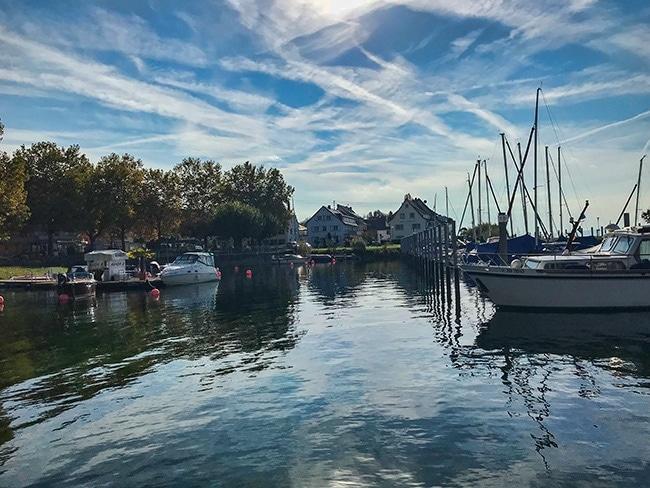 Uhldingen-Mühlhofen harbour