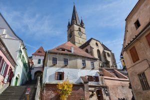 Athens to Stuttgart Road Trip Part 10 – Day 2 in Sibiu