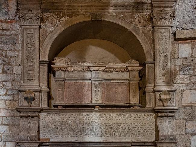 Tumb of Domenico de Domenici