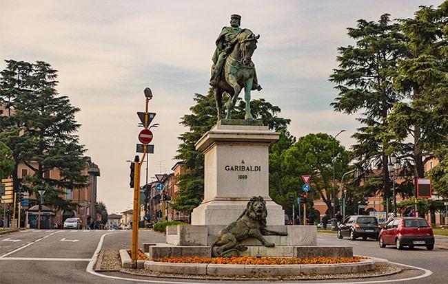 Piazzale Guiseppe Garibaldi