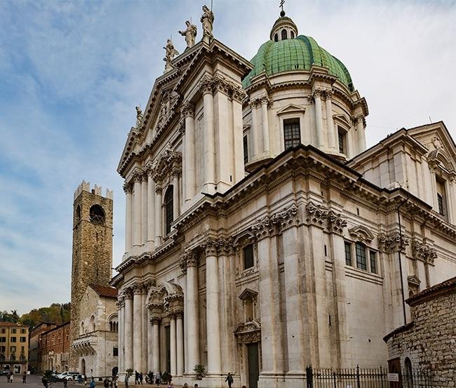 The Duomo Nuovo