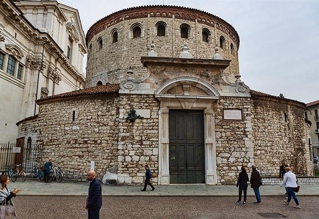 The Duomo vecchio
