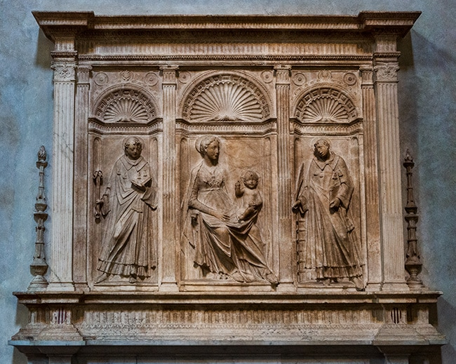 Tomb of Bernardo Giugni by Mino da Fiesole