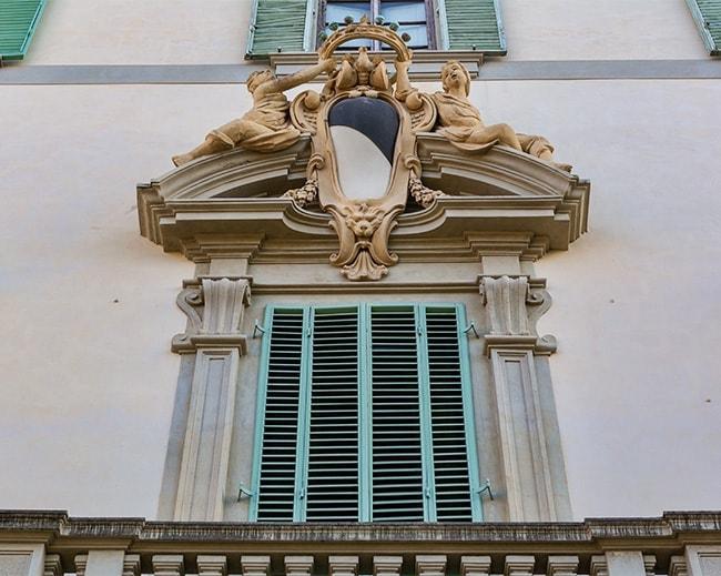 Palazzo Capponi at 26 Via Gino Capponi