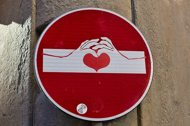 No Entry Love