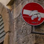 The Artsy No Entry Signs of Florence