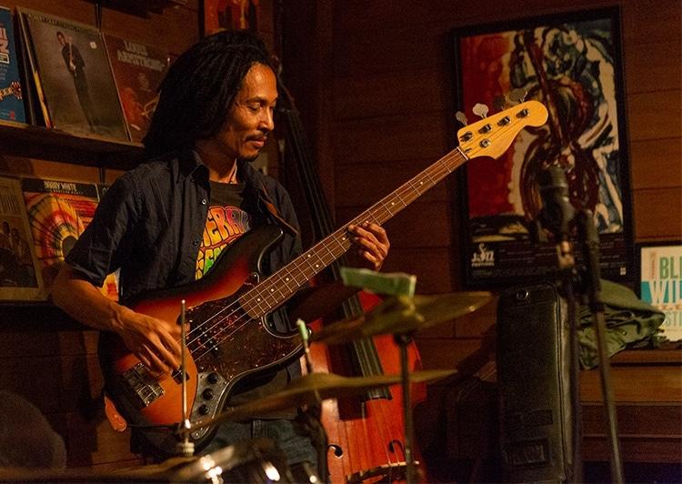The second Bass Man