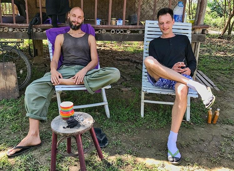 Marcin and Mendel