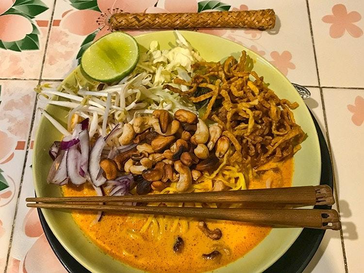 Khao Soi cashwe