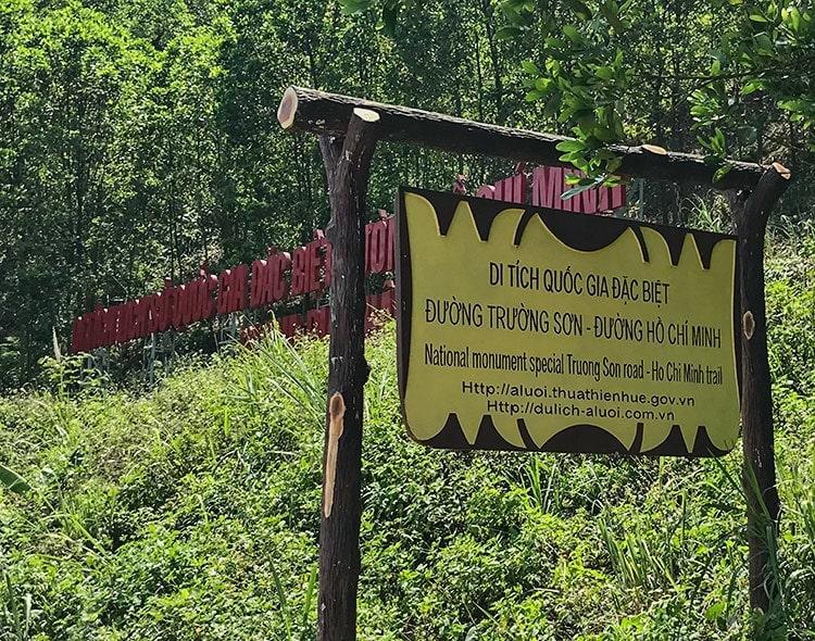 Truong Son road - Ho Chi Minh trail