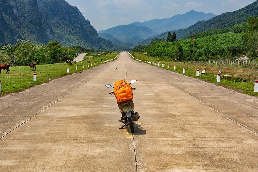 Adios Phong Nha