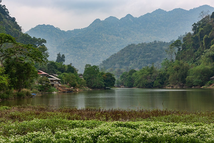 At Ba Be Lake
