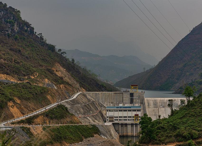 A new dam