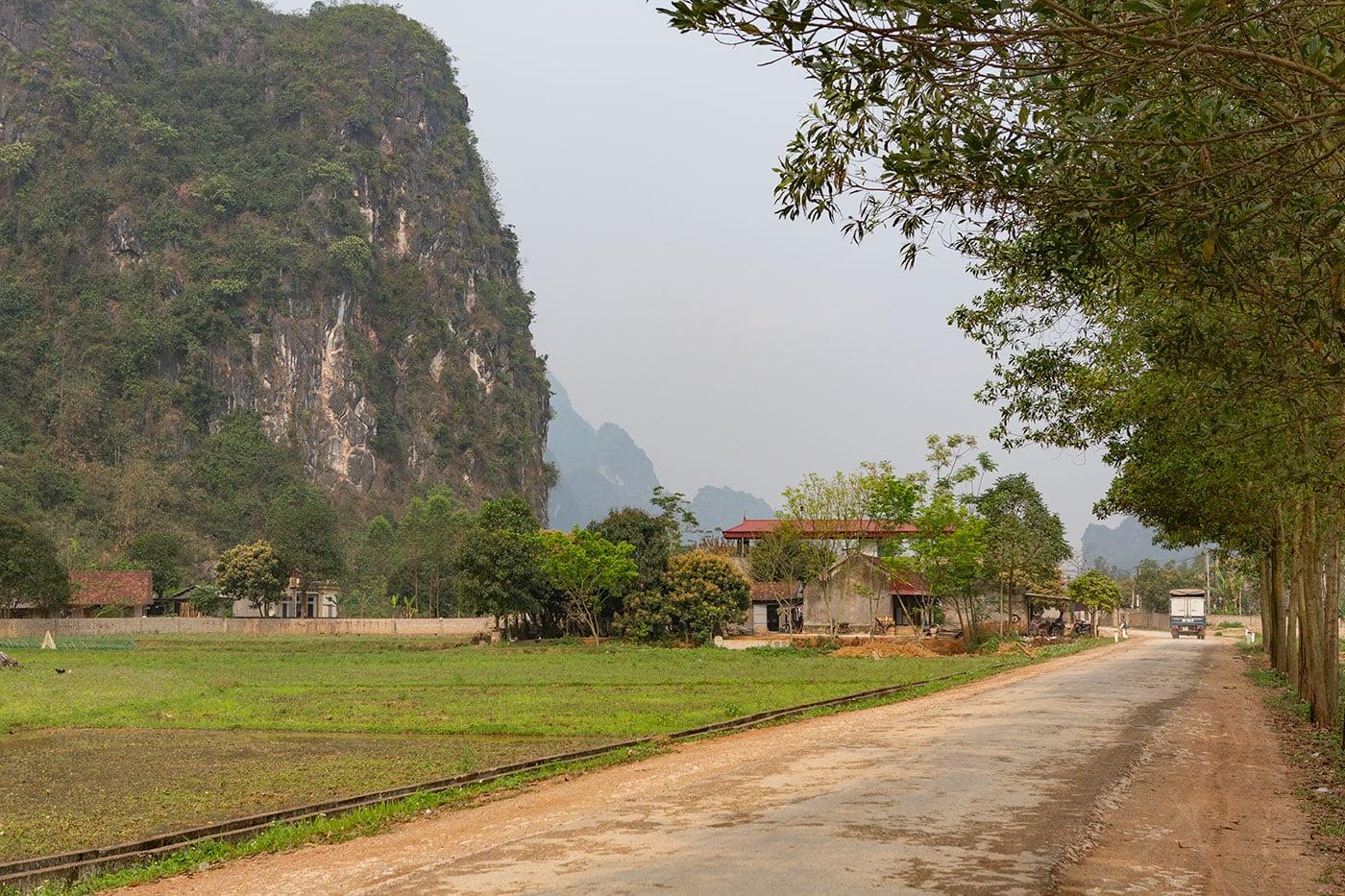Winter 17/18 From Ninh Binh over Binh Long to Lạng Sơn