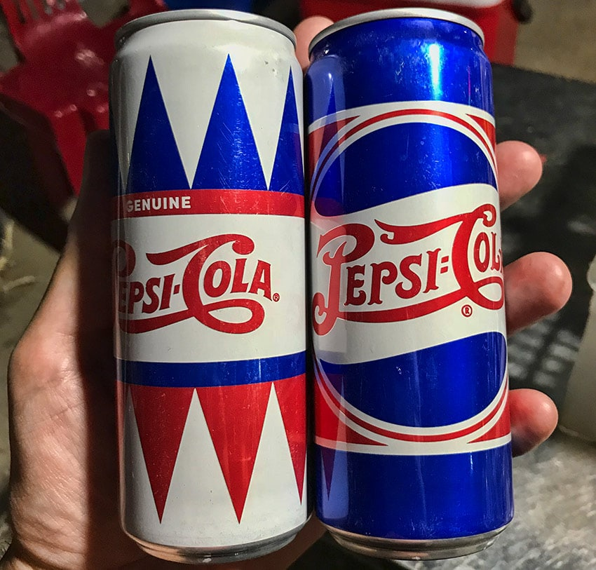 Old Style Pepsi