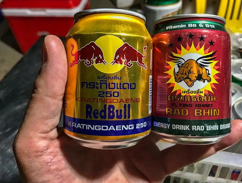 RedBull & Rad Bhin