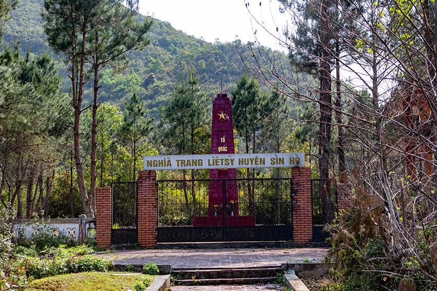 Memorial Grave Yard