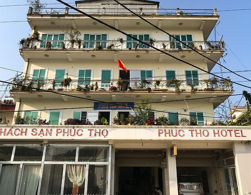 Phuc Tho Hotel in Sìn Hồ
