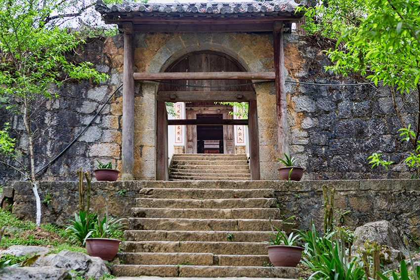 Vương Family Castle Entrance