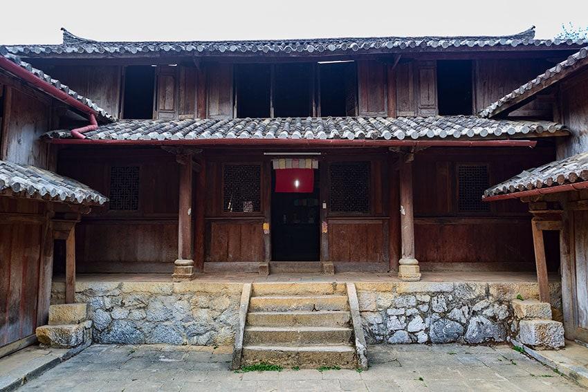 Vương Family Castle Last Courtyard