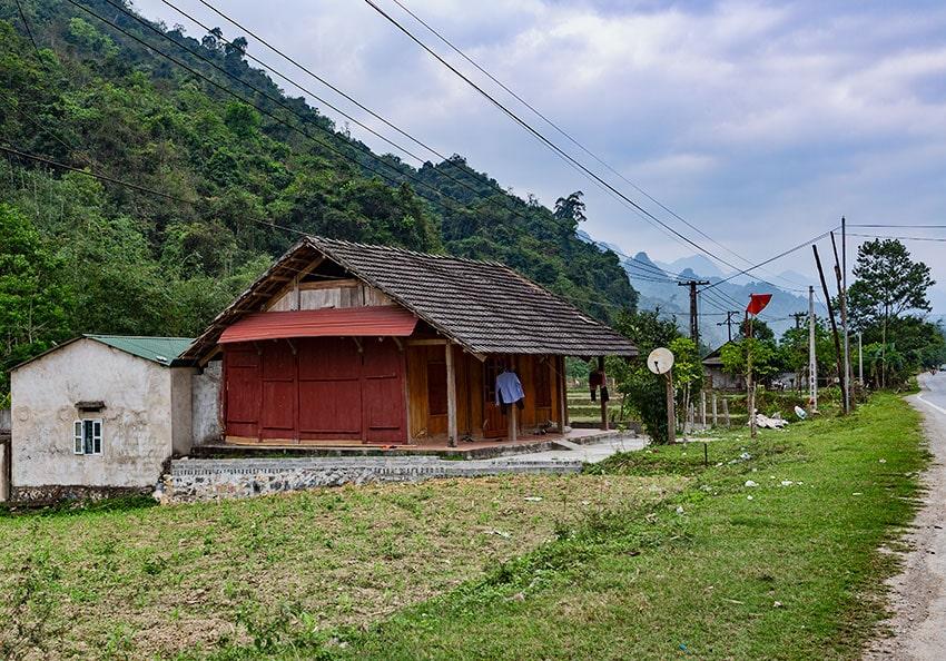House in Vietnam