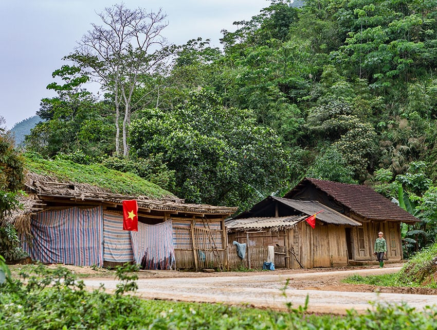House in North Vietnam