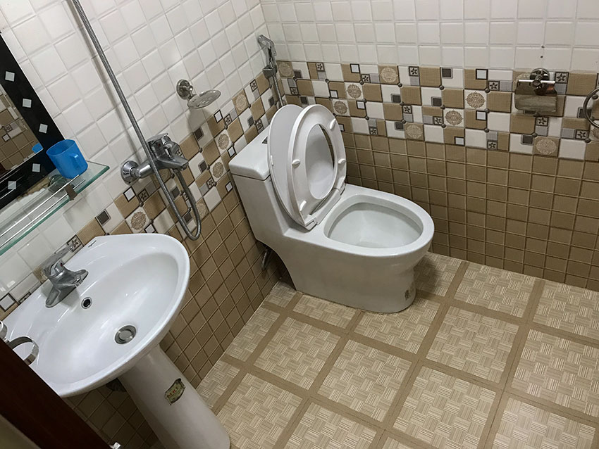 Bathroom Hieu Dang Sapa Hotel