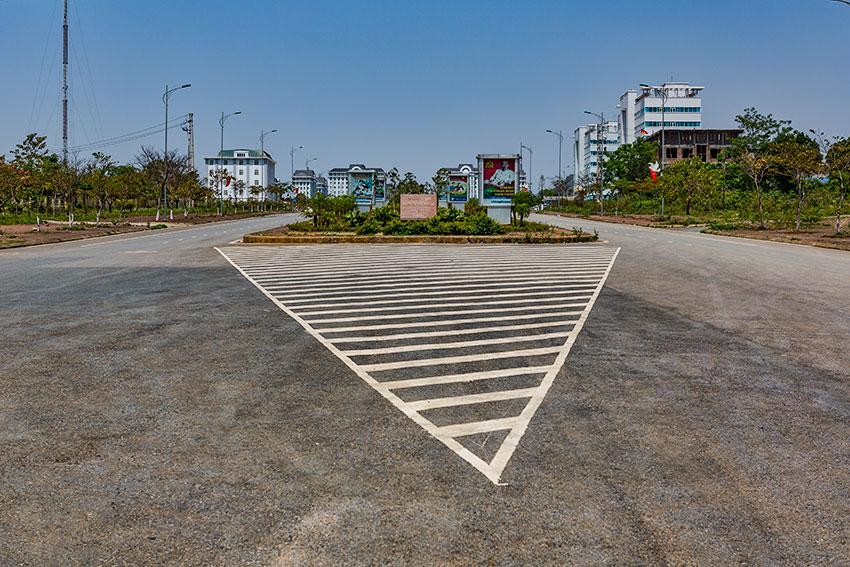 Road in Lai Châu