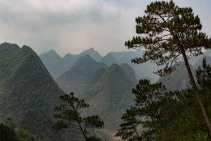 Winter 17/18 from Đồng Văn to Yên Minh