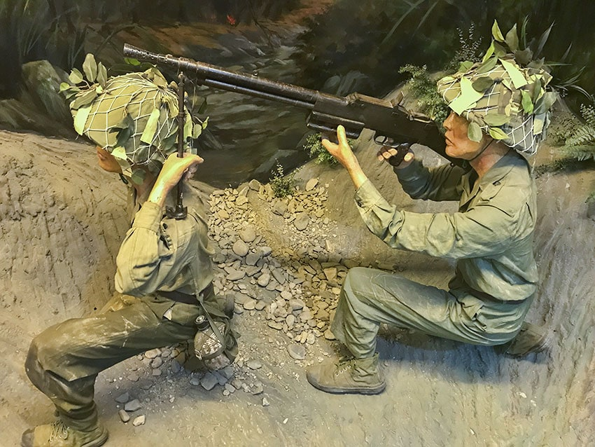 Việt Minh Soldiers