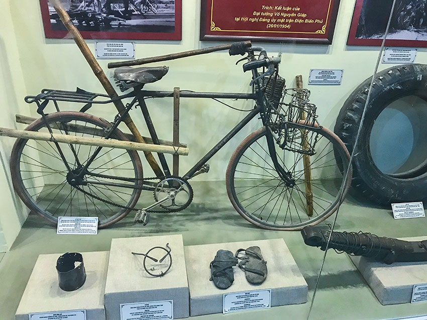 The famous transport bike