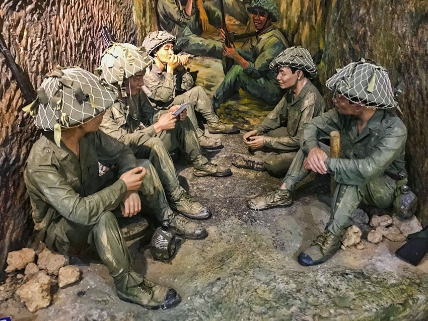 Việt Minh Fighters