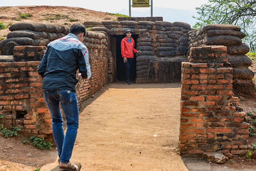 More bunker