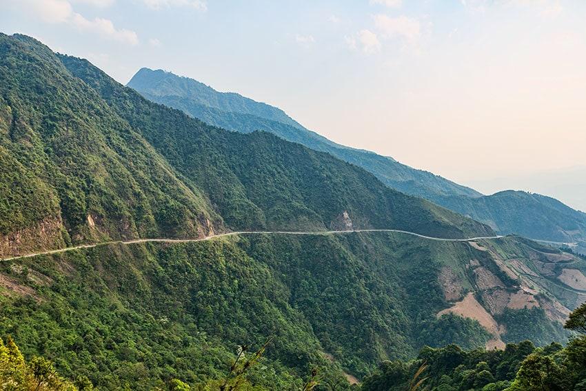 Mountain RoadThe long way home