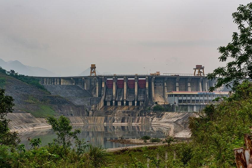 Dam in Vietnam