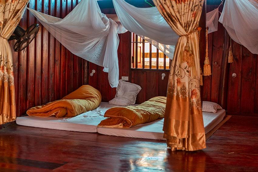 Sleeping Room Mr. Kim