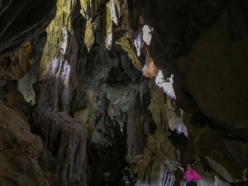Pac Bo Cave