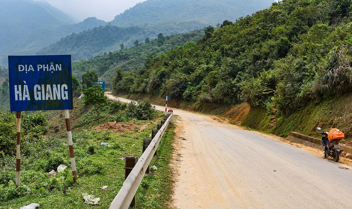 Winter 17/18 From Phố Ràng to Nà Hang