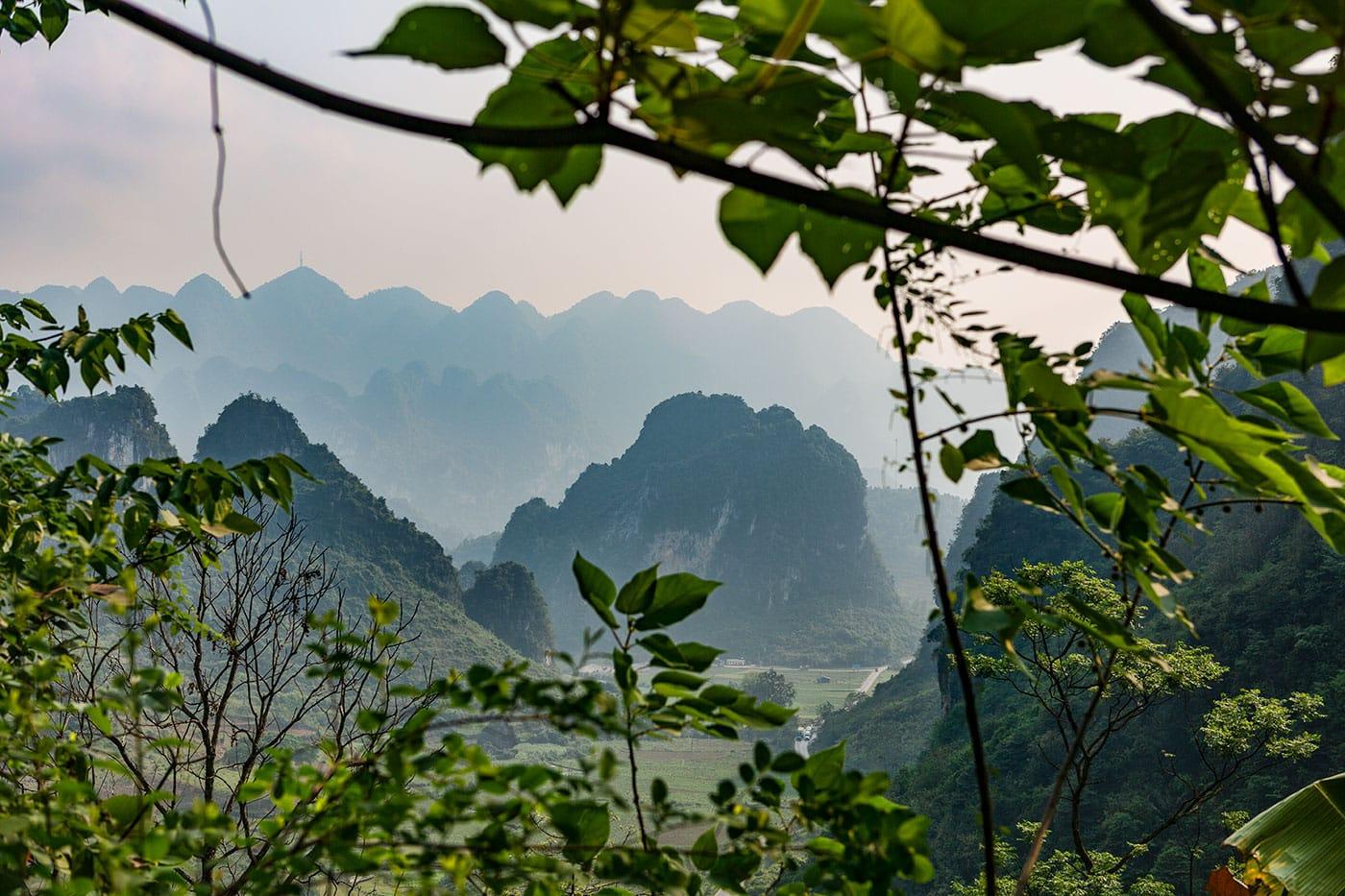 Winter 17/18 From Nà Hang to Phía Tháp
