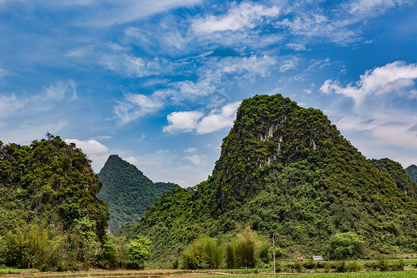 Karst Mountains