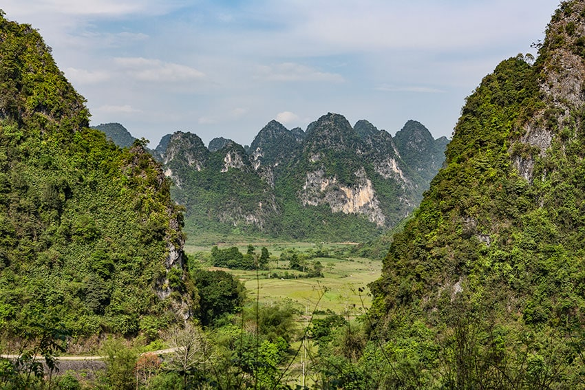 Karst Mountain