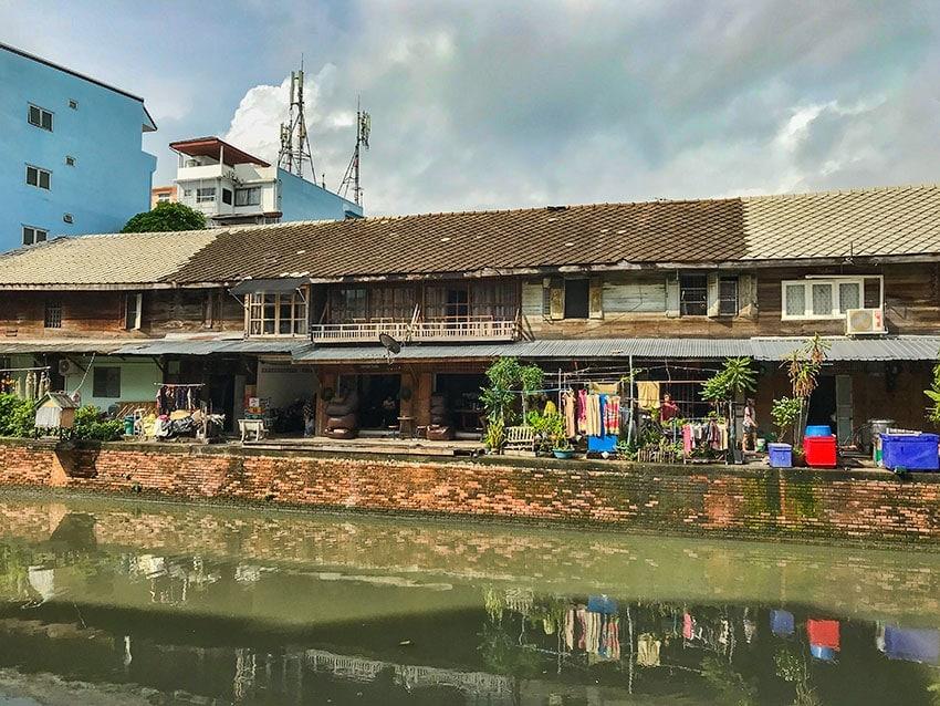 House at the Klong