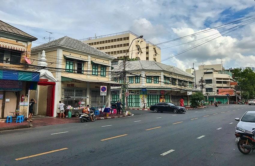 Old Shops