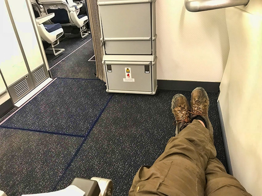 Exit Row Seat