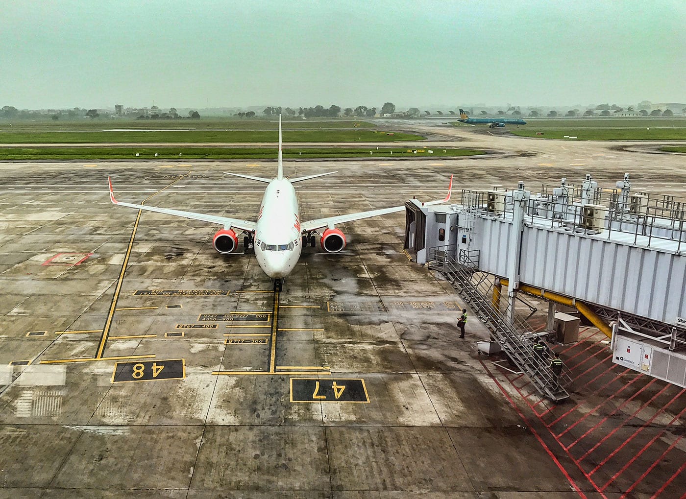 Winter 17/18 – From Pom Coong over Hanoi to Bangkok