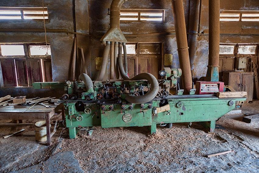 German Wood Machine