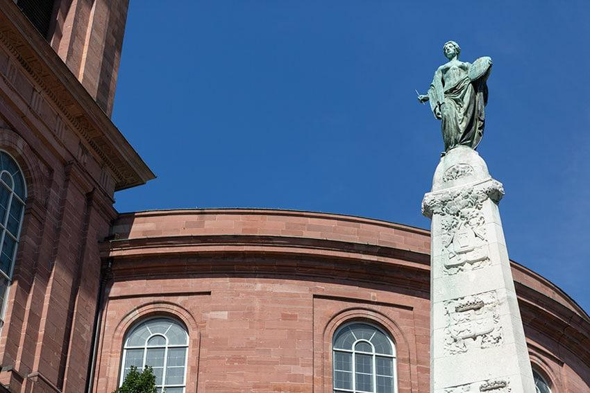 Unity Monument