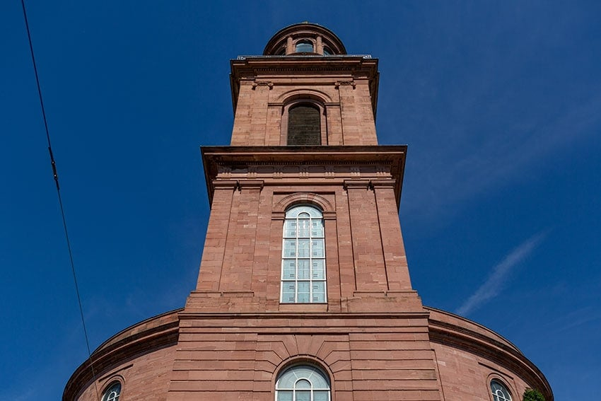 Tower of the Paulskirche